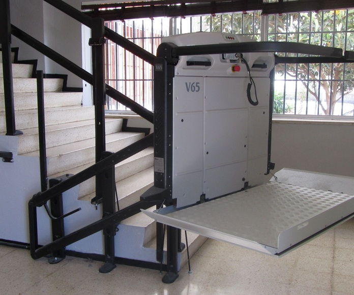 V65: Productos de Mobiliteg Solutions