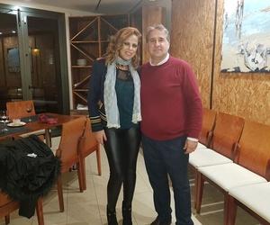 Pastora Soler visitó nuestro Restaurante