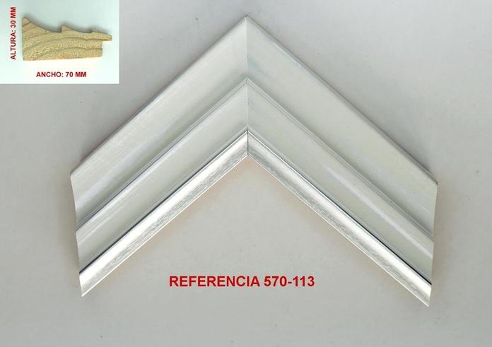 REF 570-113: Muestrario de Moldusevilla