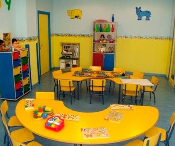 Escuela Infantil Os Pequerrechos da Ronde de Nelle