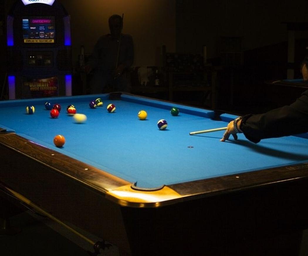 Diferentes formas de jugar al billar americano