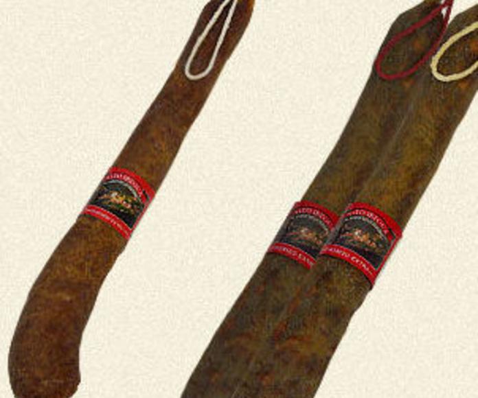 Embutidos artesanos: Catálogo de Patés Artesanos y Embutidos Alto Iregua