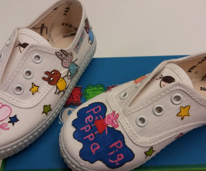zapatillas Pepa