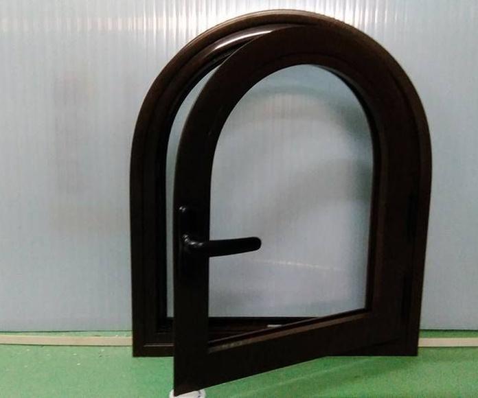 Especialistas en curvas: Productos de Curvas y Aluminios González