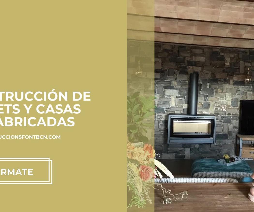 Reformas de calidad Sant Cugat | Construcciones Font