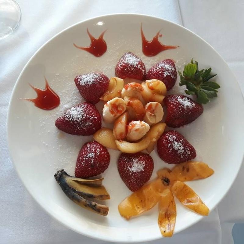 Postres: Nuestros platos de Maringo Restaurante