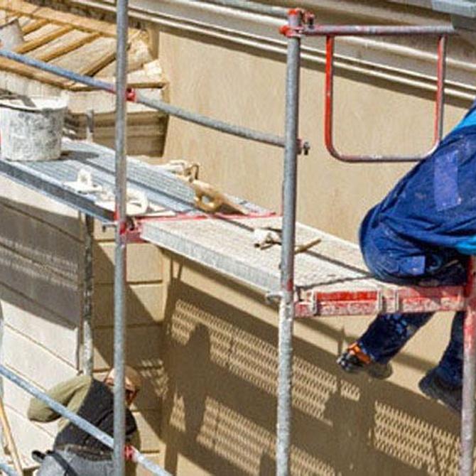 Una fachada en buenas condiciones revaloriza tu casa