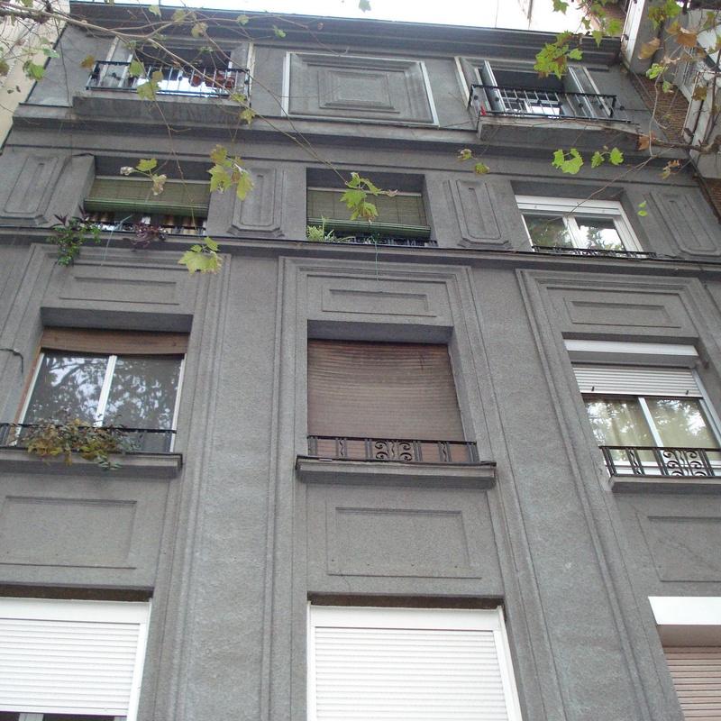 Pº. Santa María de la Cabeza, 25. Madrid. Estado anterior