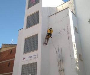 Rehabilitación, limpieza y mantenimiento de fachadas