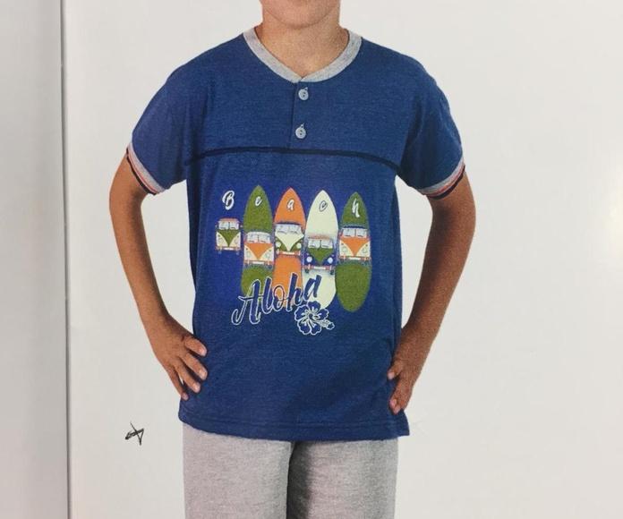 pijamas para niño Bilbao