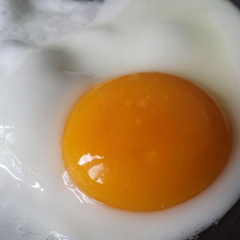 Huevos fritos con chorizo y sin chorizo : Especialidades y Servicios de A Casa do Pulpo