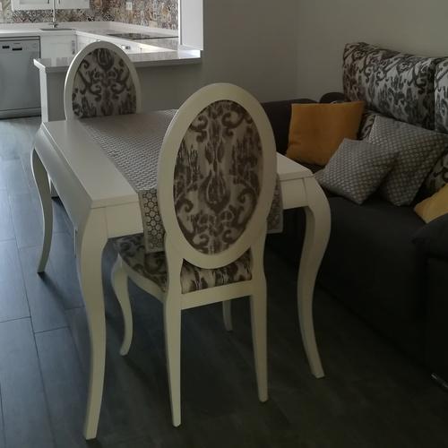 Toda la confección de telas para el hogar