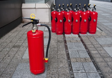 Sistemas extintores de incendios