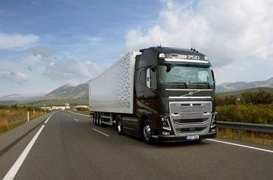 Francia establecerá una tasa para camiones