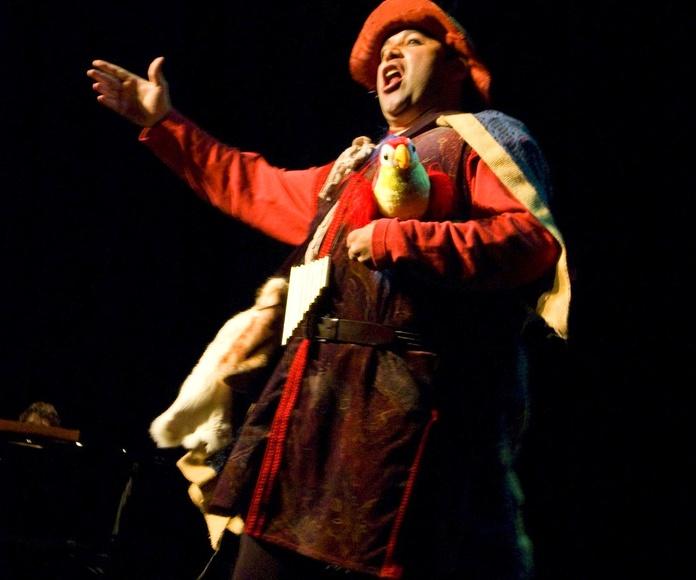 La Flauta Mágica. Tu Primera Ópera: Espectáculos of Ópera Divertimento