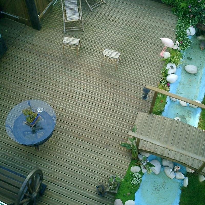 06. Porches y terrazas de madera: Catálogo de Indoor Garden