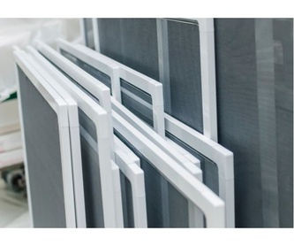 Mallorquinas de aluminio: Catálogo de Caino Aluminis