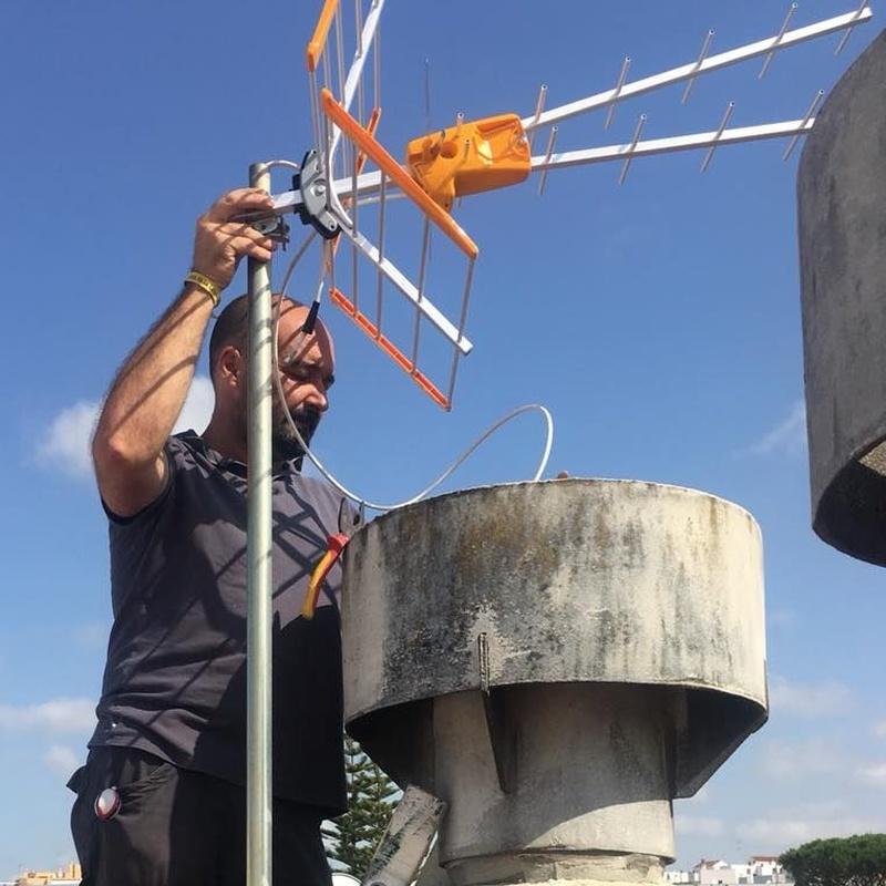 Instalamos antenas de televisión
