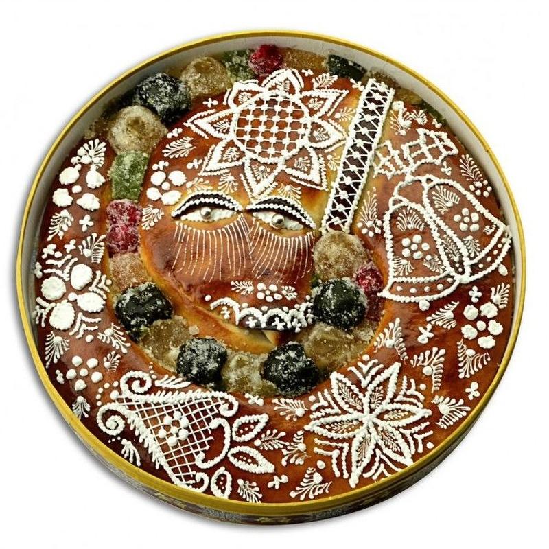Mazapán y productos navideños Peces:  de Sergivan-Mar