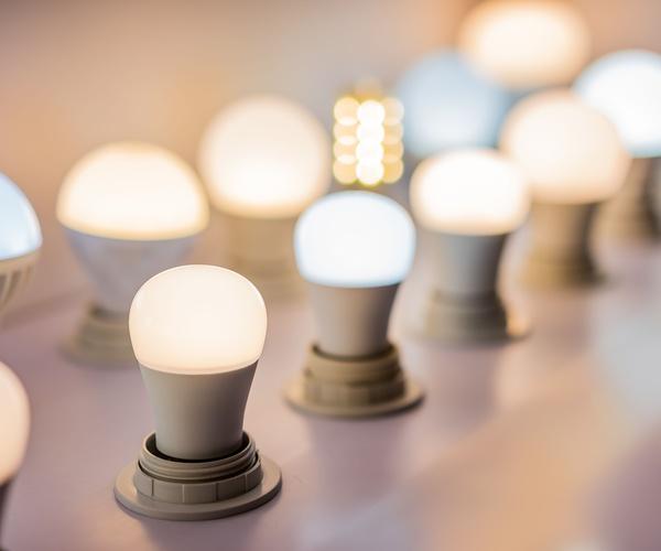 Distribución de productos LED