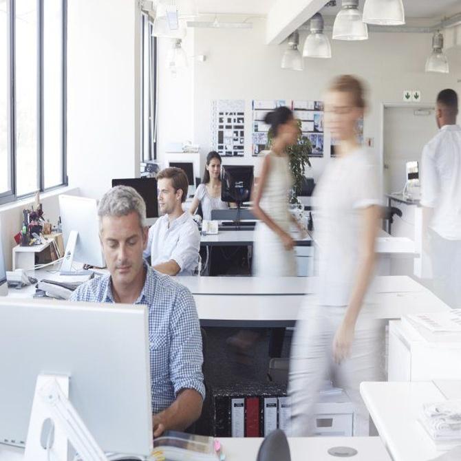 La organización de archivos en el despacho