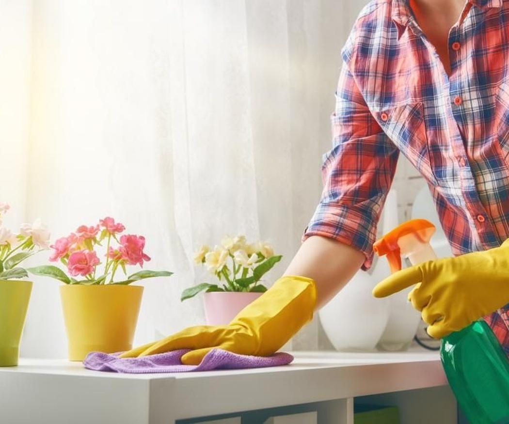 Precauciones generales para cuando uses productos de limpieza