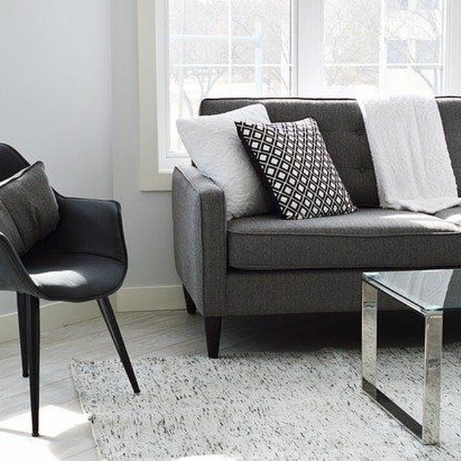 Muebles con personalidad para tu salón