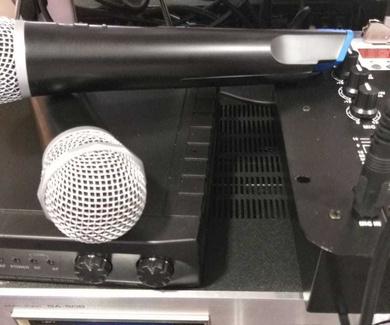 Dsifruta de nuestro karaoke