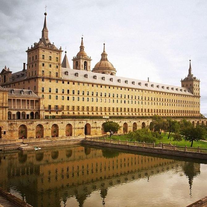 Visitas en Madrid: San Lorenzo del Escorial