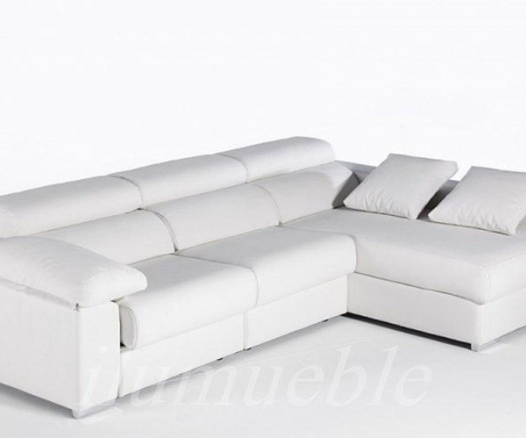 Los chaise longue, la comodidad hecha sofá
