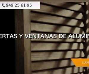 Carpintería de aluminio, metálica y PVC en Cabanillas del Campo | Dibal A.D.E., S.L.