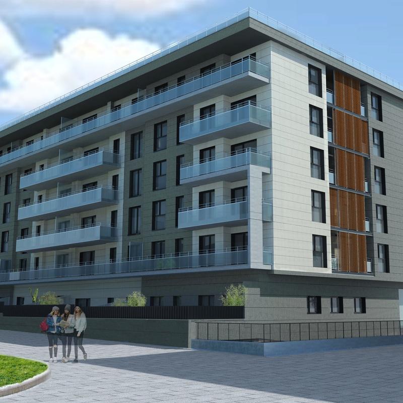 44 Viviendas en SR San Fausto. Durango: Servicios y proyectos de Maurtua Arquitectos