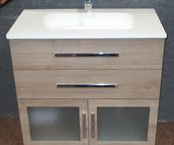 Lavabo Suit (extra) + 235,00 €