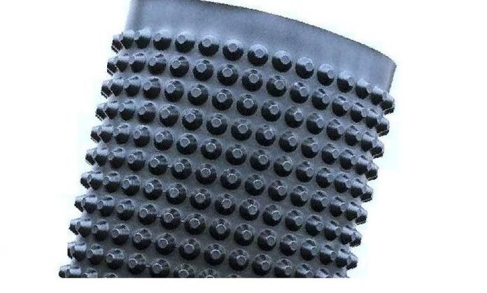 Lámina drenante: Materiales de construcción de Can Curreu