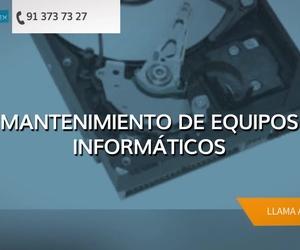 Mantenimiento de equipos informáticos en Madrid centro