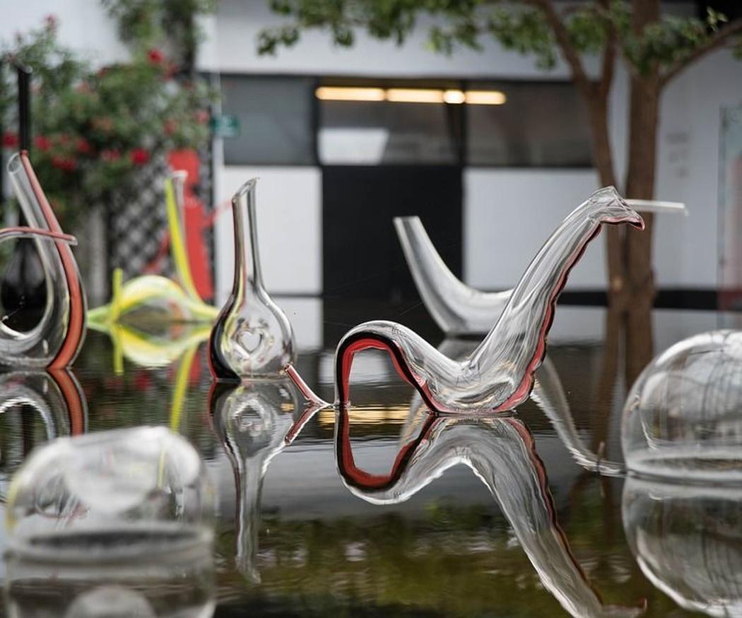 Trabajar el vidrio es un arte: conoce las principales técnicas de artesanía