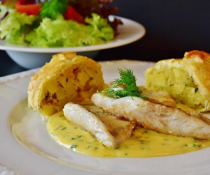 Menú diario: Servicios de Bar Restaurante Los Ángeles