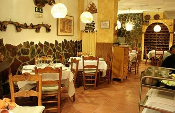 Carne a la piedra en Chamartín en el Restaurante Rías Bajas