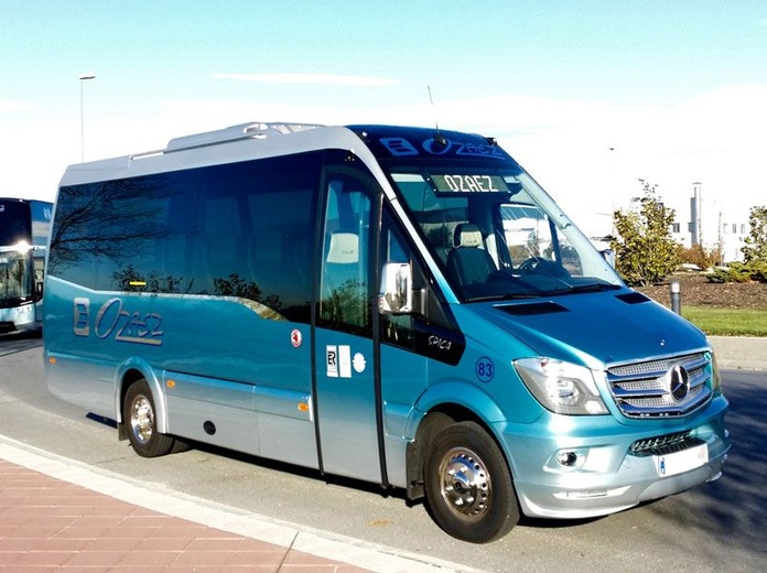 Servicios para particulares: Servicios de Autocares Ozaez