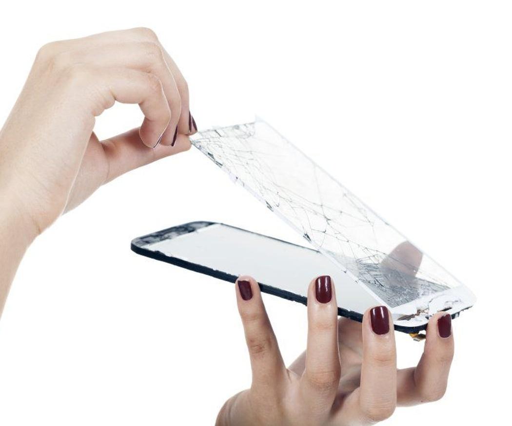 ¿Qué capas forman las pantallas de móviles?