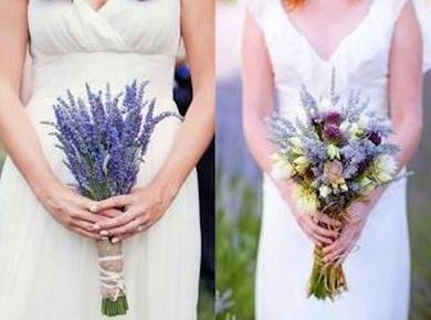 Historia del ramo de novia