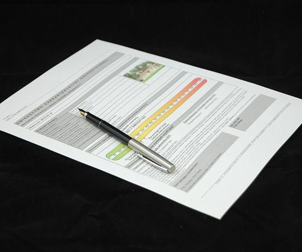 ¿Sabes lo que es el certificado de eficiencia energética?
