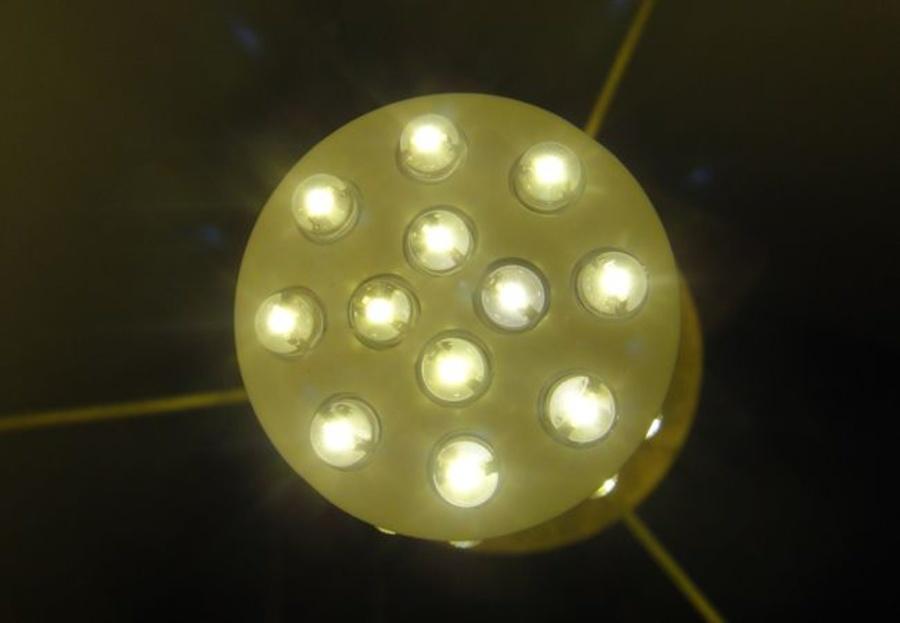 Algunas ventajas de la iluminación LED