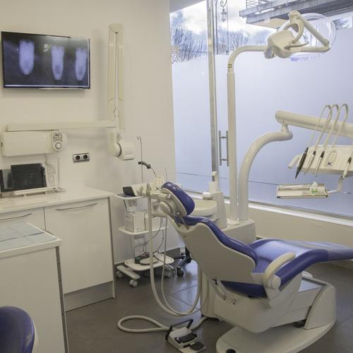 Clínicas dentales León