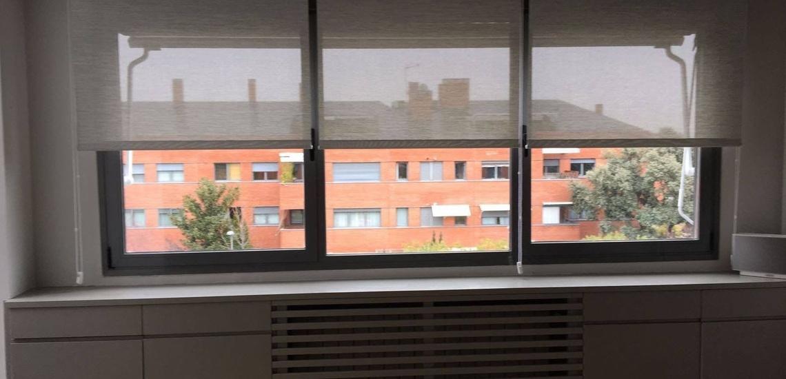 Tienda de cortinas en Nuevos Ministerios, Madrid, al mejor precio