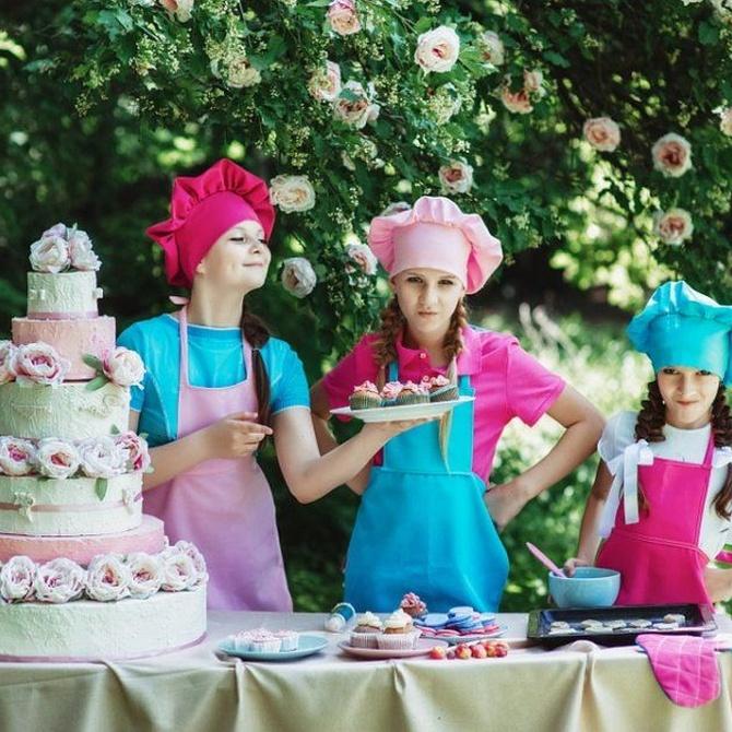 ¿Qué dulces pongo en una fiesta infantil?