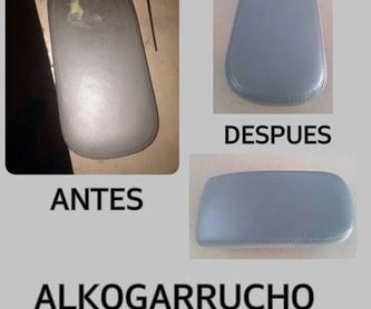 Coches: Productos y servicios de Alkogarrucho