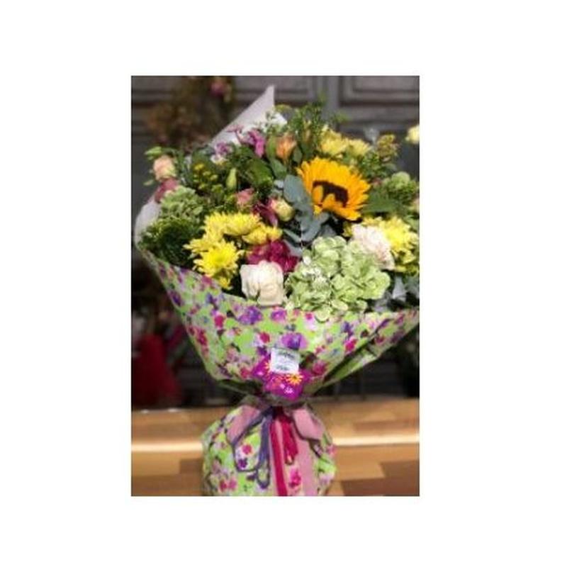 Ramo de flor variada: Productos de Floristería Miriam