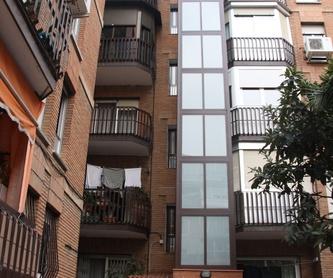 Reforma de baño completo, Colmenar Viejo: Trabajos realizados de REFORMAS, INSTALACIONES Y CONSTRUCCION ARAGON