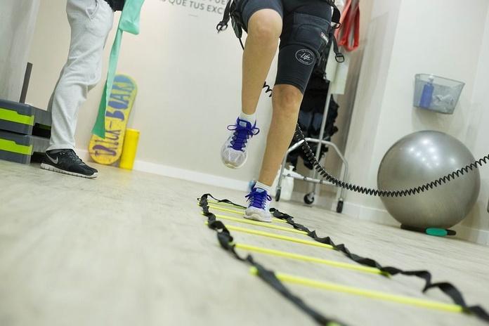 Electroestimulación interbody: Tratamientos  de Quiros Centre D'Estètica